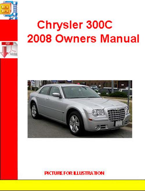 Chrysler owner manuals