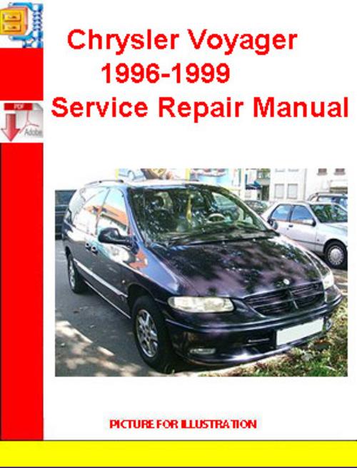 chrysler voyager repair manual free