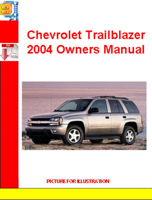 Chevrolet Trailblazer 2004 Owners Manual Download Manuals T