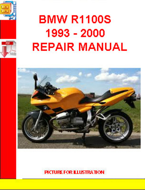 bmw r1100s 1993 2000 repair manual download manuals. Black Bedroom Furniture Sets. Home Design Ideas