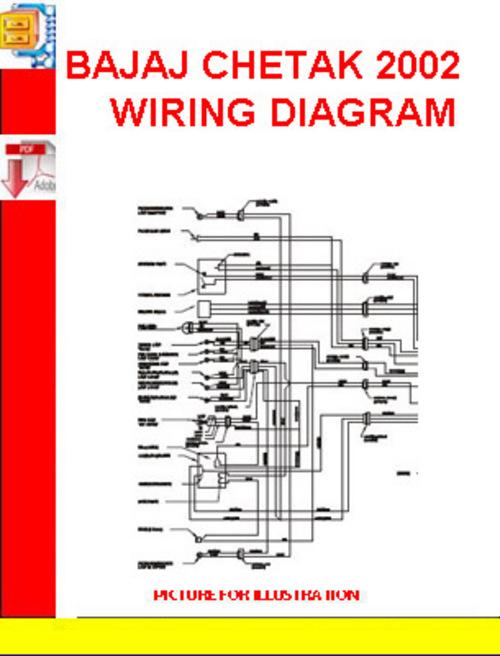 196849058_BAJAJCHETAK2002WIRINGDIAGRAM bajaj discover 135 wiring diagram bajaj discover 100cc electrical  at bayanpartner.co