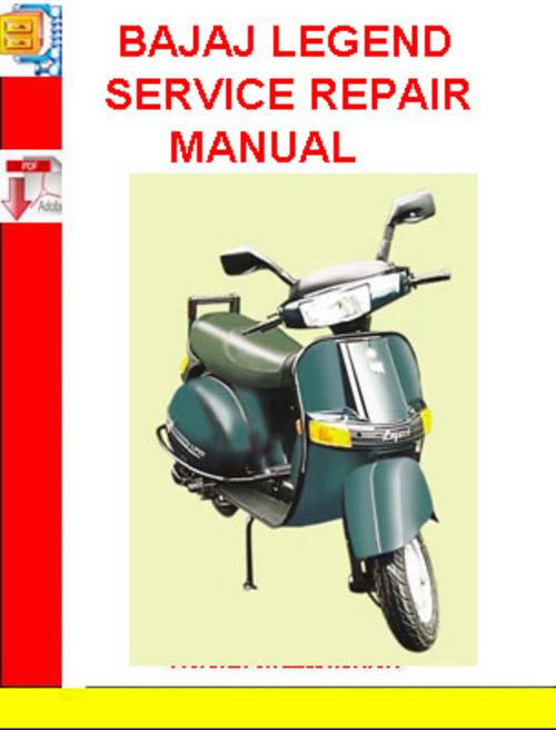 bajaj legend service repair manual download manuals. Black Bedroom Furniture Sets. Home Design Ideas