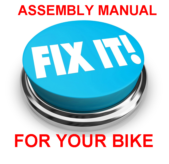 Pay for YAMAHA WR 250F ASSEMBLY MANUAL