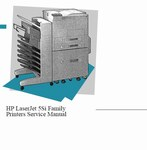 Thumbnail HP LaserJet 5Si Family Service Manual