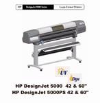 Thumbnail HP DESIGNJET 5000 5000PS Service manual