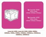 Thumbnail HP LaserJet 4200 4300 Service Manual