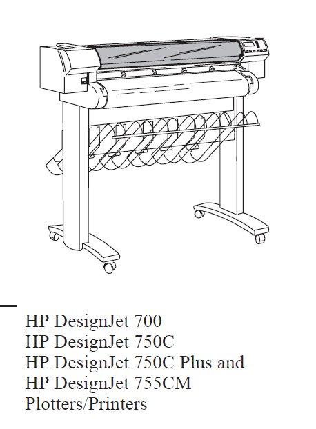 hp deskjet 700 750 755 plus service manual download. Black Bedroom Furniture Sets. Home Design Ideas