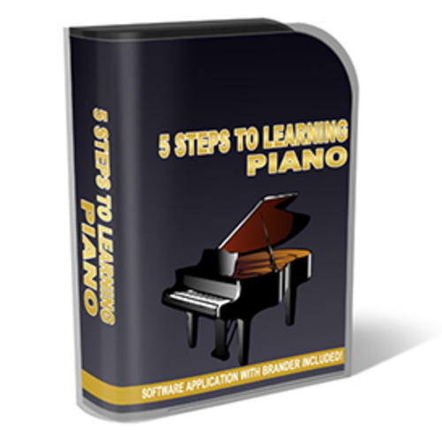 Pay for 5 Steps To Learning Piano