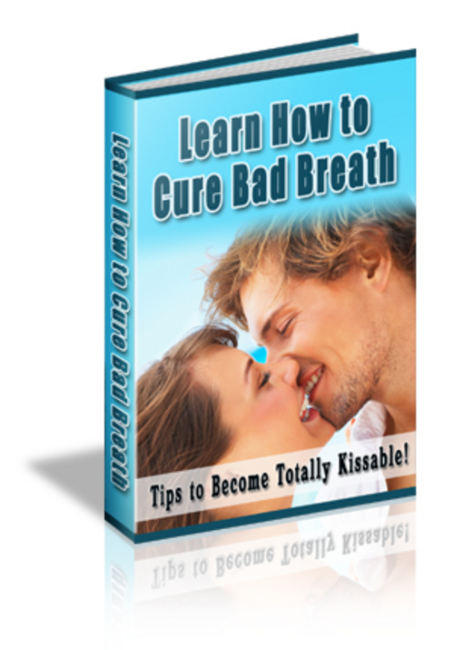 Pay for 60 Ways To Cure Bad Breadth PLR