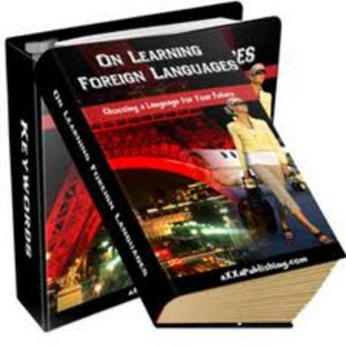 Pay for Foreign Languages PLR