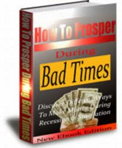 Pay for Bad Times Beater PLR