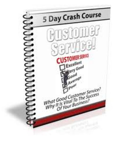 Pay for Customer Service PLR