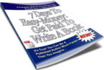 Thumbnail 7 Days To Easy Money: Get Paid To Write A Book with PLR