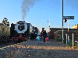Thumbnail Steam Locomotive - 'Anthea', Gaborone, Botswana