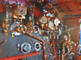 Thumbnail Steam Locomotive Footplate