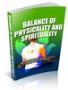 Thumbnail Balance Of Physicality And Spirituality