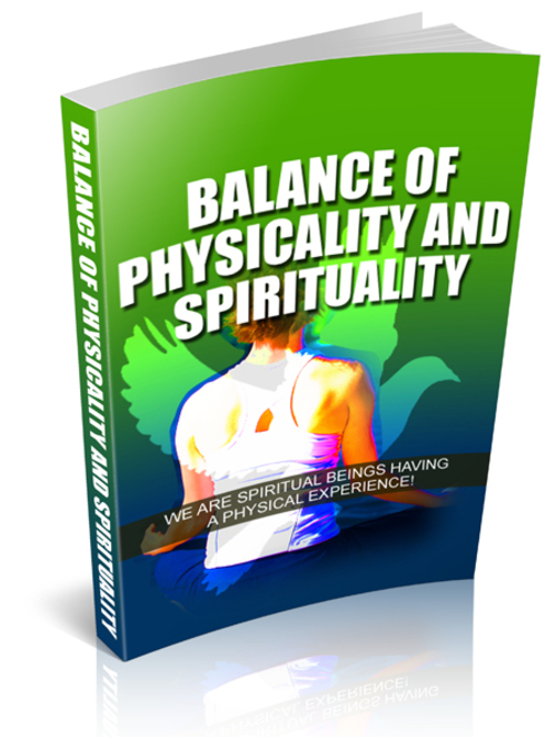Pay for Balance Of Physicality And Spirituality