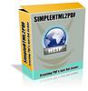 Thumbnail Simple HTML to PDF