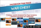 Thumbnail Facebook Fanpage Warchest With Videos And Bonus PLR!
