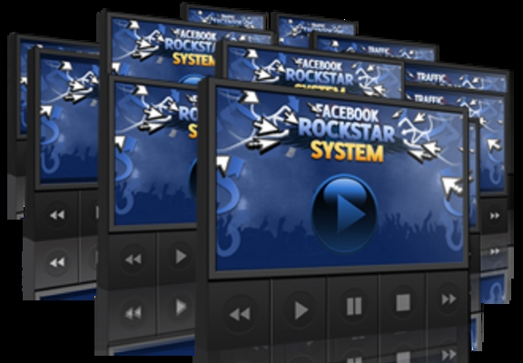 Pay for Facebook Rockstar System With Master Resell Rights!