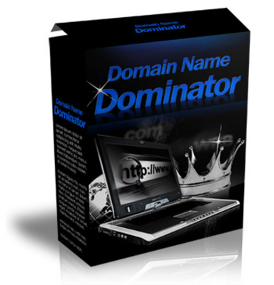 Pay for Domain Name Dominator Software With Master Resell Rights!
