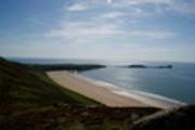 Thumbnail Rhossili Bay, Gower Peninsula