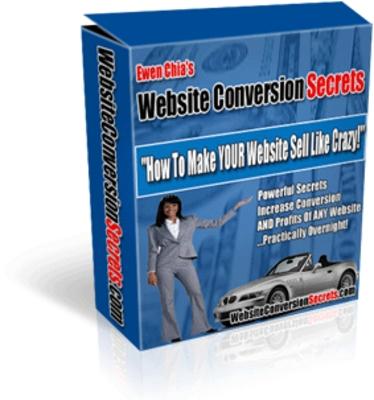 Pay for Website Conversion Secrets. Helps Website Designers