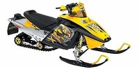 Thumbnail Ski-Doo MXZ Fan 550 2007 PDF Snowmobile Service/Shop Manual