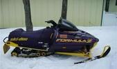 Thumbnail Ski-Doo Formula Z 700 2000 PDF Service/Shop Manual Download