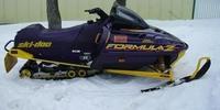 Thumbnail Ski-Doo Formula Deluxe 500 1999 PDF Service Manual Download