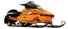 Thumbnail Ski-Doo MXZ 440 1998 PDF Service/Shop Manual Download