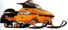 Thumbnail Ski-Doo MXZ 500 1998 PDF Service/Shop Manual Download