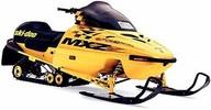 Thumbnail Ski-Doo MXZ 440F 1997 PDF Service/Shop Manual Download