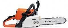 Thumbnail Stihl MS 250 PDF Power Tool Service Manual Download
