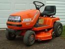 Thumbnail Kubota T1400H Garden Tractor Service Manual Repair Download