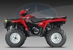 Thumbnail Polaris Sportsman 500 H.O. ATV Shop Manual Repair Download