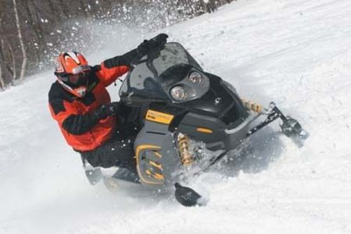 Ski-Doo Freestyle Park 550F 2007 PDF Sled Service Manual ...
