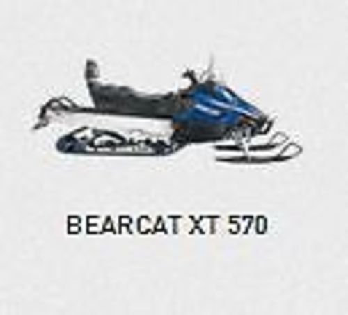 arctic cat bearcat 570 xt service manual