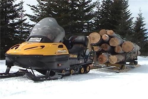 Free Ski-Doo Skandic 440 LT (Long Track) 2001 PDF Service Manual Download thumbnail