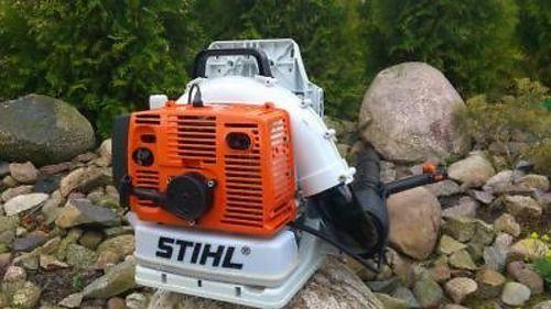 Free Stihl BR 340 PDF Power Tool Service Manual Download Download thumbnail