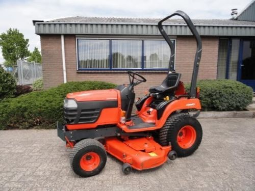 Kubota Tractor Repairs : Kubota bx garden tractor service manual repair
