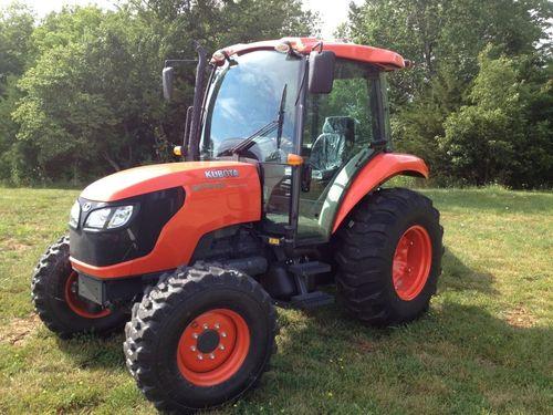 Kubota M7040 Tractor Service/Shop Manual Repair Download on