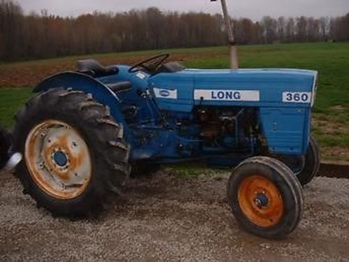 Repair Manuals For Tractors : Long tractor series service shop manual repair