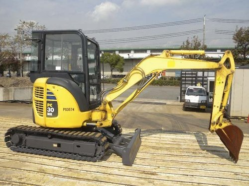 komatsu pc35mr 2 service manual