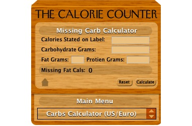 Pay for Calorie Counter 4.4