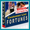 Thumbnail Customer List Fortunes - Make Money From Your Website