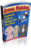 Thumbnail Dress Making: Beginners Guide includes PLR
