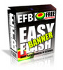 Thumbnail Easy Flash Banner Maker includes Master Resale Rights