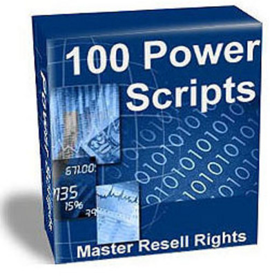 Pay for New 100 Power PHP Scripts with MRR