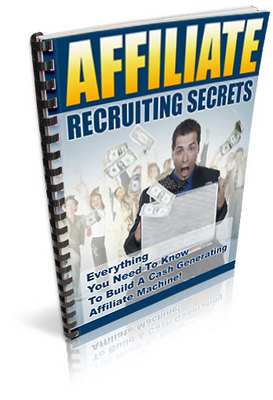 Pay for Affiliate Recruiting Secrets with MRR
